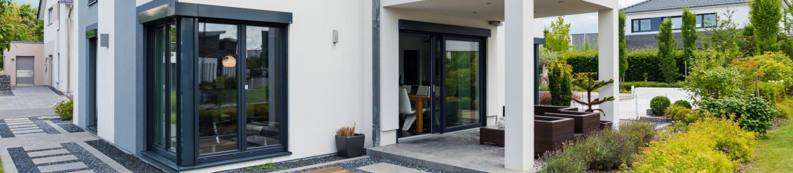Fenêtres et portes-fenêtres en aluminium