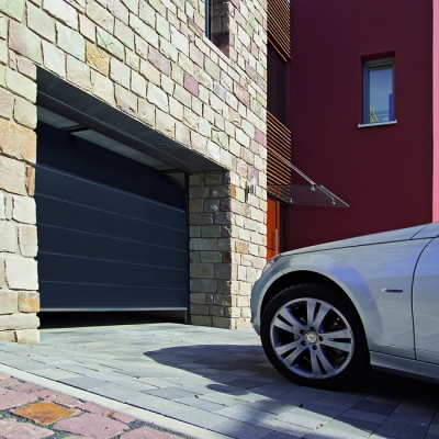 Portes de garage sectionnelles