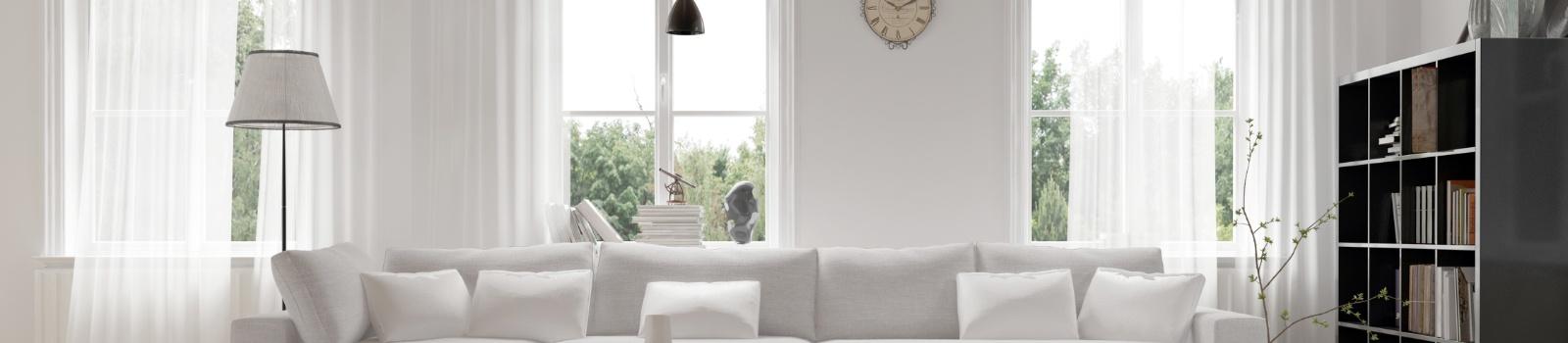 Fenêtres et portes-fenêtres en PVC