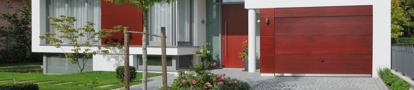 Options spécifiques aux portes de garage basculantes