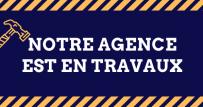 Travaux en cours à l'agence ACTEA de Semécourt