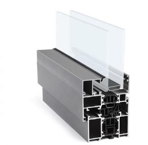Gamme Optimum Fenêtres Et Portes Fenêtres En Aluminium Isolant Actea